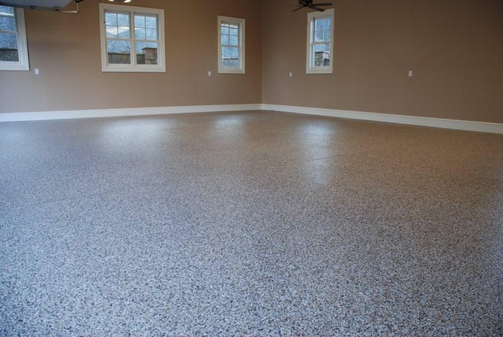 Epoxy Garage Floor 1 1