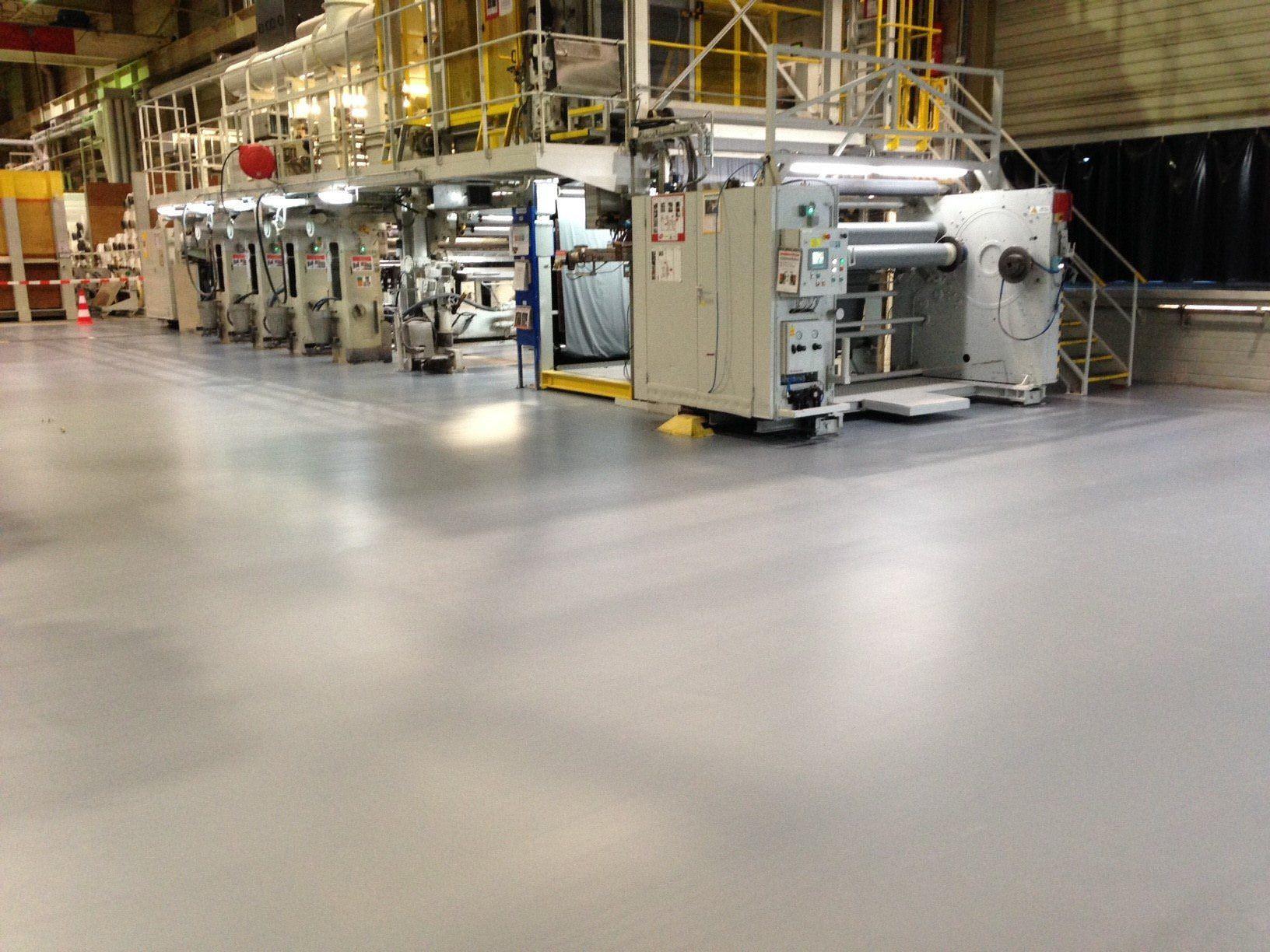 Mortier Polyurethane Industrie 1 2