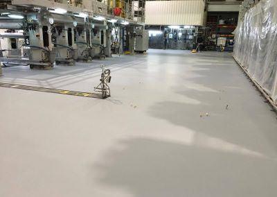 Mortier Polyurethane Industrie 3