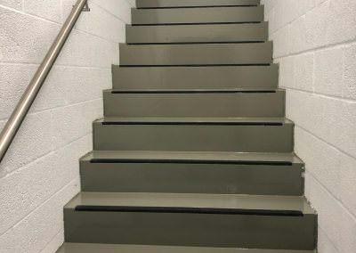 coating epoxydique lisse escaliers 1