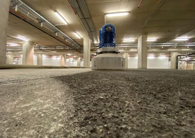 preparation support asphalte poncage