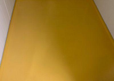 revetement antiderapant polyurethane jaune2